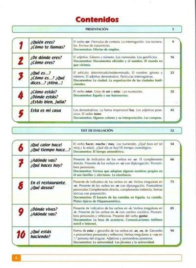 画像1: Nuevo ESPANOL 2000 ELEMENTAL. Libro del alumno+CD(CD付き生徒用教科書)