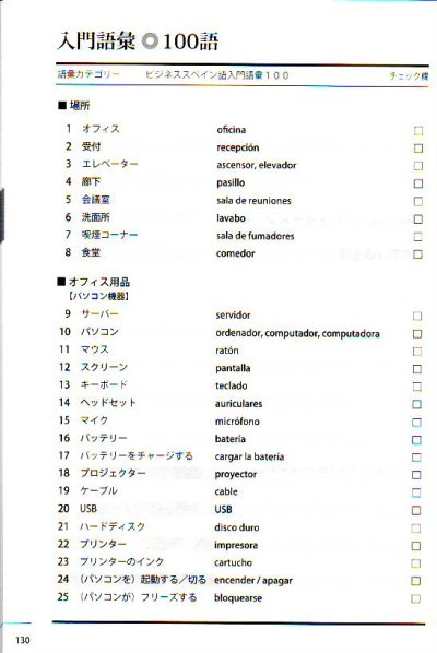 画像3: 【人気商品】実践!ビジネススペイン語ハンドブック
