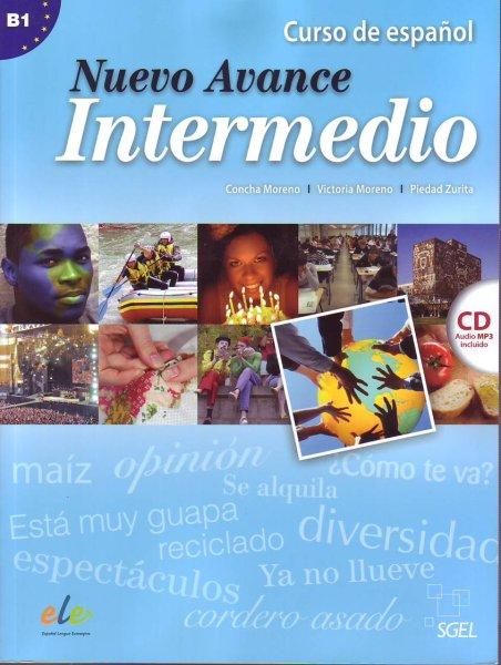 画像1: NUEVO AVANCE INTERMEDIO (B1). LIBRO DEL ALUMNO + CD mp3※(生徒用テキスト) (1)