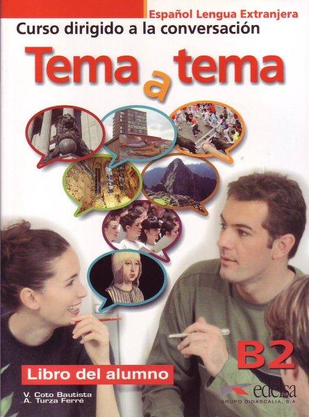 画像1: TEMA A TEMA B2. LIBRO DEL ALUMNO (1)