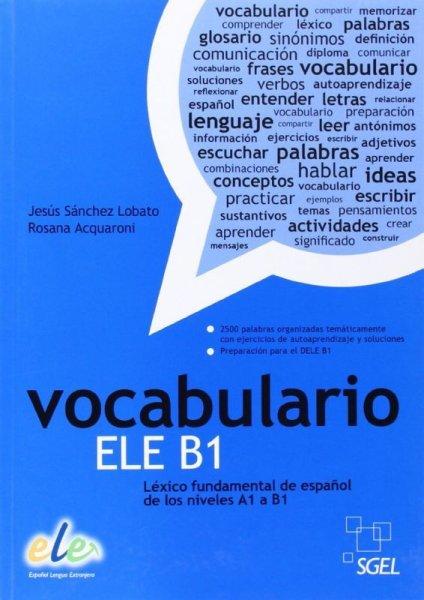 画像1: VOCABULARIO ELE B1 (1)