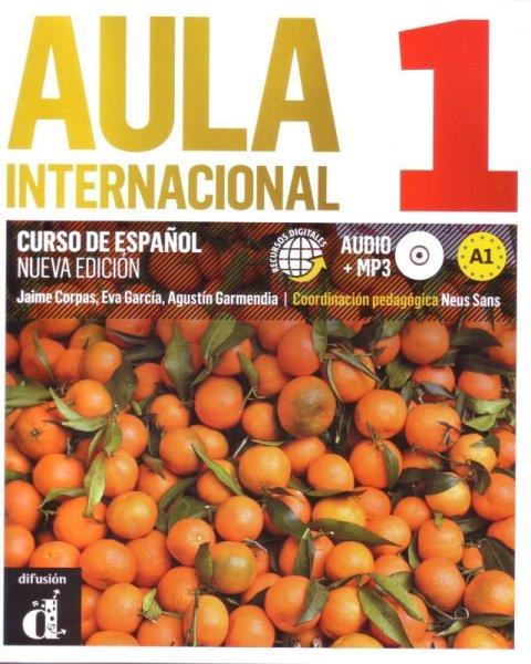 画像1: AULA INTERNACIONAL NUEVA EDICION 1 (A1). LIBRO DEL ALUMNO + CD mp3※ (1)