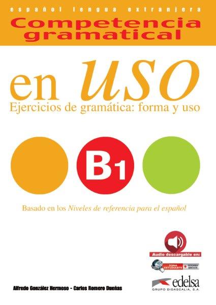 画像1: en USO B1. Libro/Clavesセット ※音声ダウンロード (1)