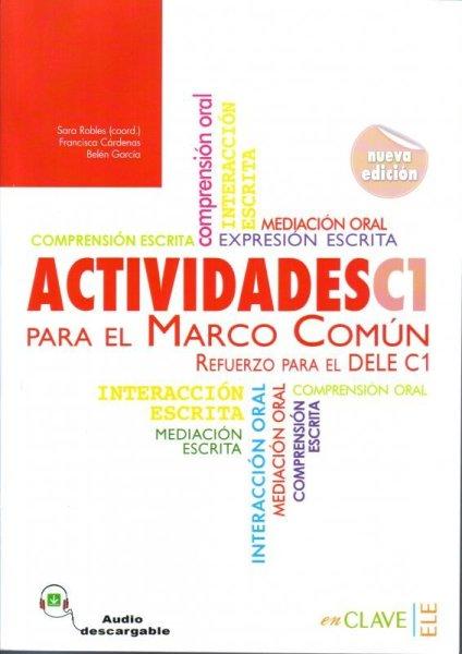 画像1: ACTIVIDADES PARA EL MARCO COMUN EUROPEO C1: Refuerzo para el DELE C1※音声ダウンロード (1)