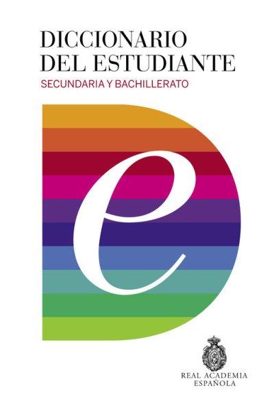 画像1: DIC. DEL ESTUDIANTE SECUNDARIA Y BACHILLERATO (R.A.E.) (1)
