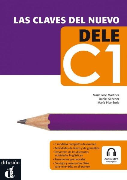 画像1: 【スタッフおすすめ】LAS CLAVES DEL NUEVO DELE C1 ※音声ダウンロード (1)