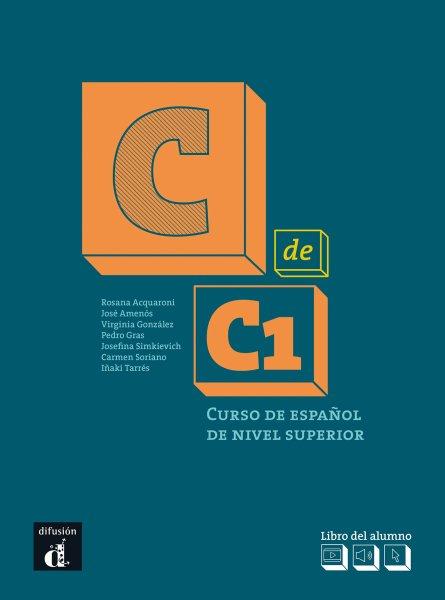 画像1: C DE C1. LIBRO DEL ALUMNO ※音声ダウンロード (1)