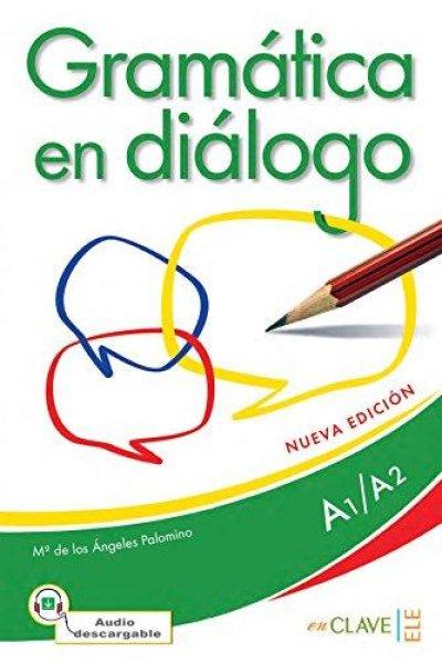 画像1: en dialogo GRAMATICA EN DIALOGO (A1-A2) ※音声ダウンロード (1)