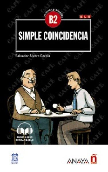 画像1: Lecturas graduadas B2. SIMPLE COINCIDENCIA ※音声ダウンロード (1)