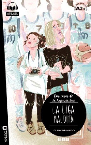 画像1: Los casos de la Agencia Ene (A2+). LA LIGA MALDITA※音声ダウンロード (1)