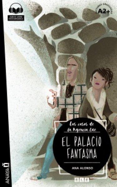 画像1: 【訳あり品※定価より5%オフ】Los casos de la Agencia Ene (A2+). EL PALACIO FANTASMA ※音声ダウンロード (1)