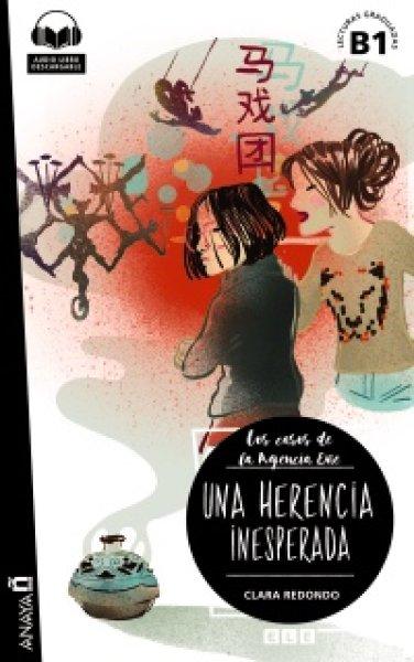 画像1: Los casos de la Agencia Ene (B1). UNA HERENCIA INESPERADA※音声ダウンロード (1)