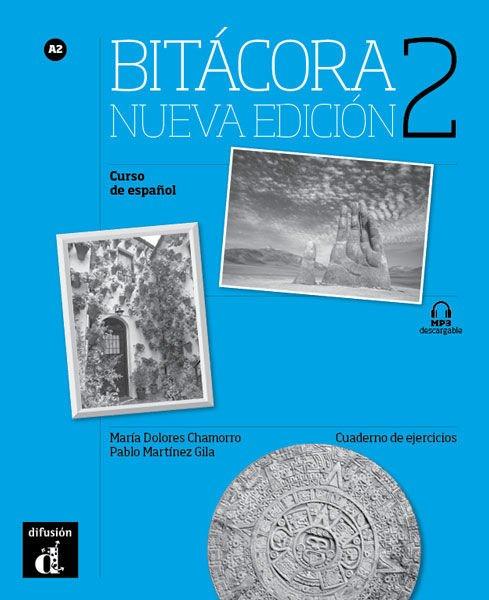 画像1: BITACORA NUEVA EDICION 2 (A2). CUADERNO DE EJERCICIOS(ワークブック) (1)