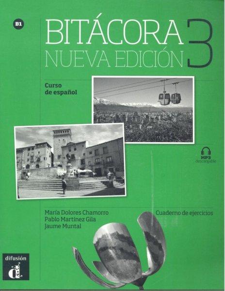 画像1: BITACORA NUEVA EDICION 3 (B1). CUADERNO DE EJERCICIOS(ワークブック) (1)