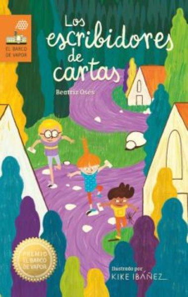 画像1: BVN256. LOS ESCRIBIDORES DE CARTAS (PREMIO EL BARCO DE VAPOR 2019) (1)