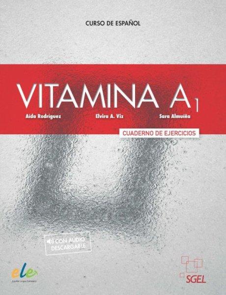 画像1: VITAMINA A1. CUADERNO DE EJERCICIOS(ワークブック) ※音声ダウンロード (1)