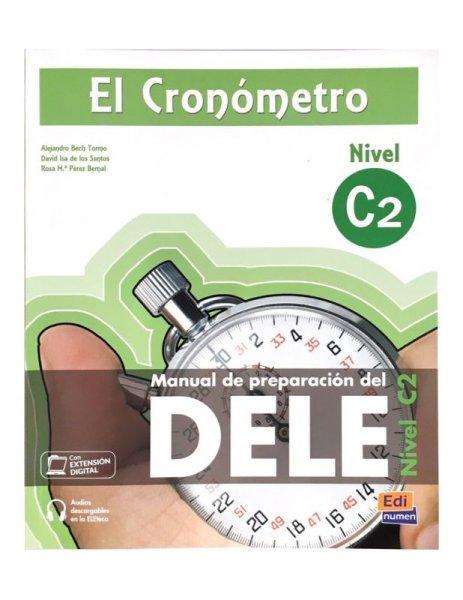 画像1: EL CRONOMETRO C2 ※音声ダウンロード: Manual de preparacion del DELE Nivel C2 (1)