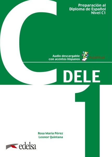 画像1: Preparacion al DELE C1. Libro/Clavesセット ※音声ダウンロード (1)