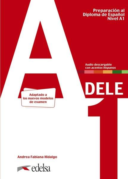 画像1: Preparacion al DELE A1. Libro/Clavesセット ※音声ダウンロード (1)