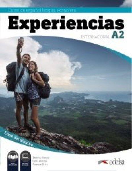 画像1: EXPERIENCIAS INTERNACIONAL 2 (A2). LIBRO DEL ALUMNO (生徒用テキスト)  ※音声ダウンロード (1)