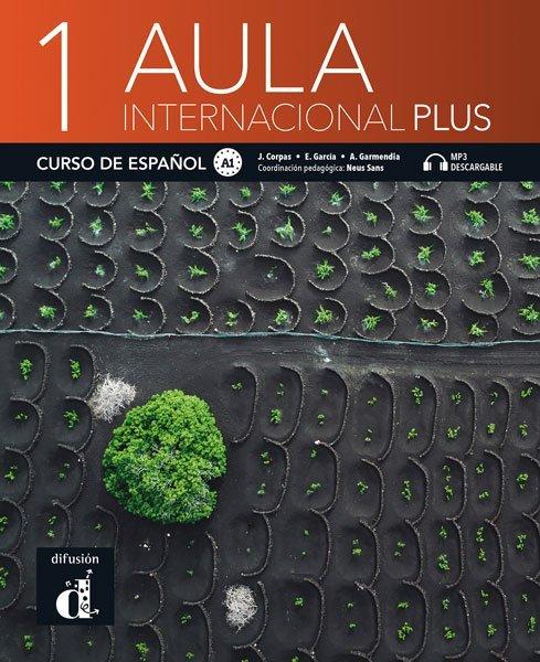画像1: AULA INTERNACIONAL PLUS 1 (A1). LIBRO DEL ALUMNO (生徒用テキスト) + 音声ダウンロード (1)