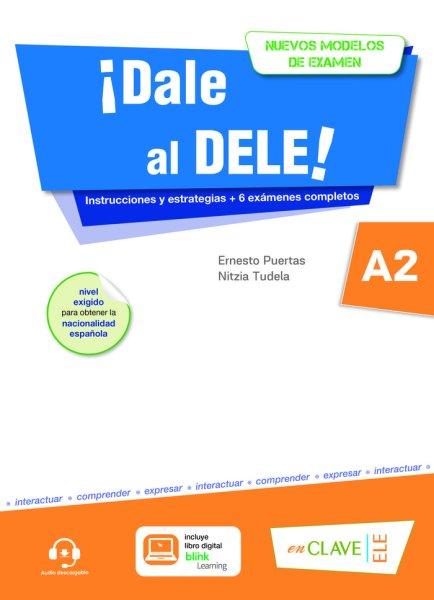 画像1: 【スタッフおすすめ!】DALE AL DELE! A2 ※音声ダウンロード (1)