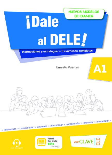 画像1: 【スタッフおすすめ!】DALE AL DELE! A1 ※音声ダウンロード (1)
