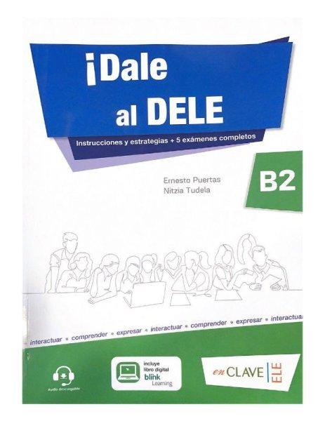 画像1: DALE AL DELE! B2 ※音声ダウンロード (1)