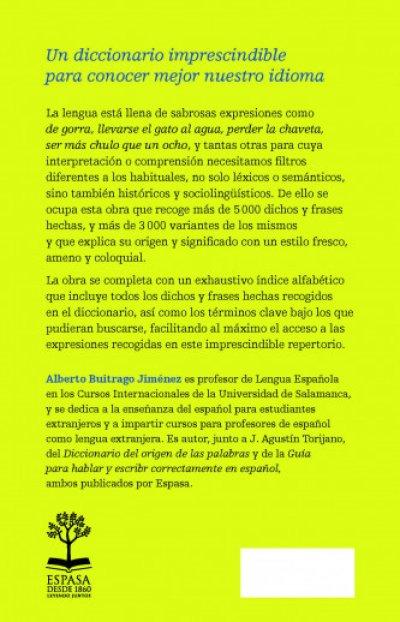 画像1: DICCIONARIO DE DICHOS Y FRASES HECHAS