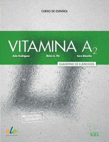 画像1: VITAMINA A2. CUADERNO DE EJERCICIOS(ワークブック) ※音声ダウンロード (1)