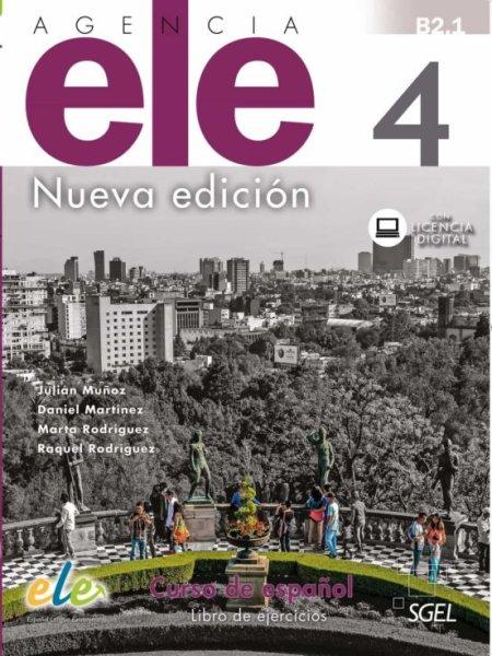 画像1: AGENCIA ELE Nueva edicion 4 (B2.1). LIBRO DE EJERCICIOS(ワークブック) ※音声ダウンロード (1)