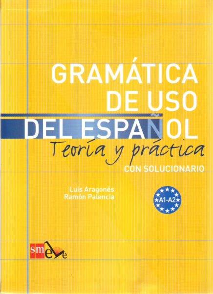 画像1: GRAMATICA DE USO DEL ESPANOL. A1-A2 (1)