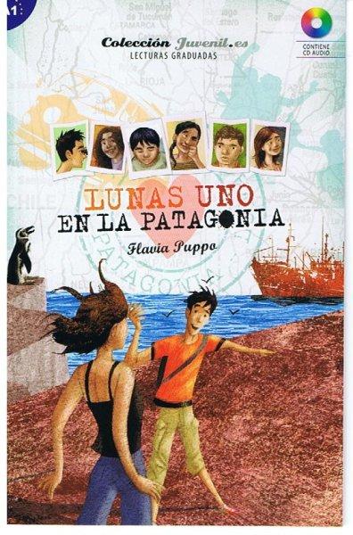 画像1: 【セール品】Juvenil.es-LUNAS UNO (A1). EN LA PATAGONIA ※音声ダウンロード (1)