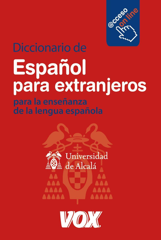 diccionario de espaNol para extranjeros para la ensenanza de la